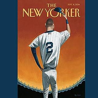 The New Yorker, September 8th 2014 (Ian Frazier, Alexis Okeowo, John McPhee) cover art