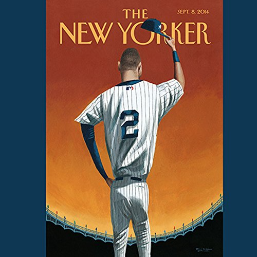 The New Yorker, September 8th 2014 (Ian Frazier, Alexis Okeowo, John McPhee) Titelbild