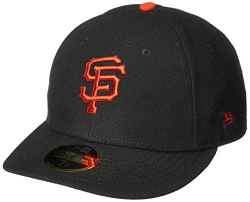 (ニューエラ)NEW ERA ベースボールウェア MLB LP ACPERF サンフランシスコ・ジャイアンツ ゲームキャップ 17J 11449293 [ユニセックス] 11449293 チームカラー 7.1/4