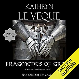 Fragments of Grace audiobook cover art