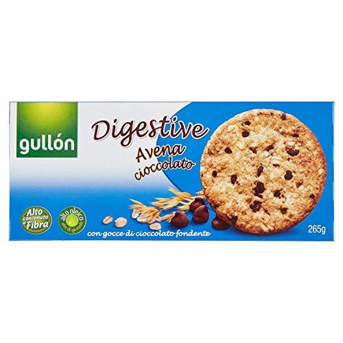 Gullón Digestive Avena Cioccolato, 265g