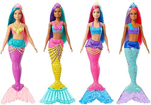 Barbie Sirena Dreamtopia Surtido/Modelo Aleatorio (Una Unida