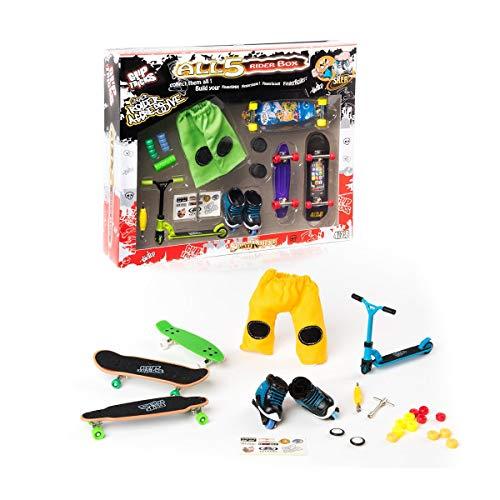 Grip&Tricks - 5 Rider Box Caja de Regalo, Multicolor (5R-19)