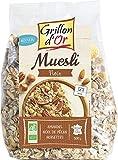 GRILLON D'OR - MUESLI 3 NUECES 500G