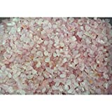 Mini Rodado de Cuarzo Rosa (Pack de 250 gr) Minerales y Cristales, Belleza energética, Meditacion, Amuletos Espirituales