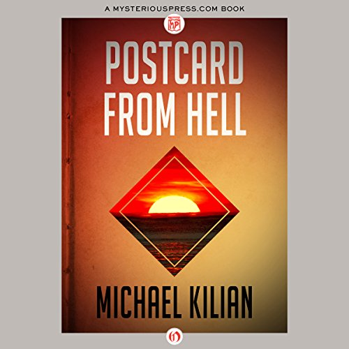 Postcard from Hell audiobook cover art
