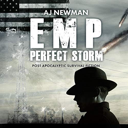 EMP: Perfect Storm, Book 1 audiobook cover art