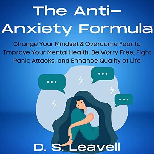 Bargain Audio Book - The Anti Anxiety Formula