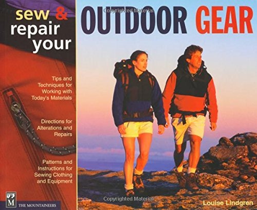 Sew and Repair Your Outdoor Gear