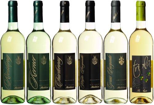 Weingut Achim Hochthurn Probierpaket Weißweine trocken bis feinherb (6 x 0.75 l)