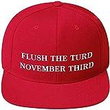 AEO Baseball Cap for Men Women Flush The Turd November Third Hat Embroidered Sport Hats 2