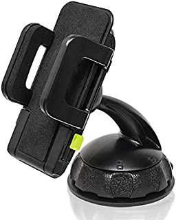Bracketron Car Dash Mount Holder for Smartphone GPS Devices up to 4