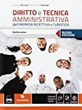 Diritto e tecnica amministrativa dell'impresa ricettiva e turistica. Per le Scuole superiori. Con e-book. Con espansione online: 3