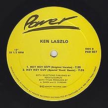Ken Laszlo - Hey Hey Guy - Power Records - PXD 027