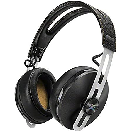 Sennheiser HD1 Wireless Headphones with Active Noise Cancellation - Black (Discontinued by Manufacturer)