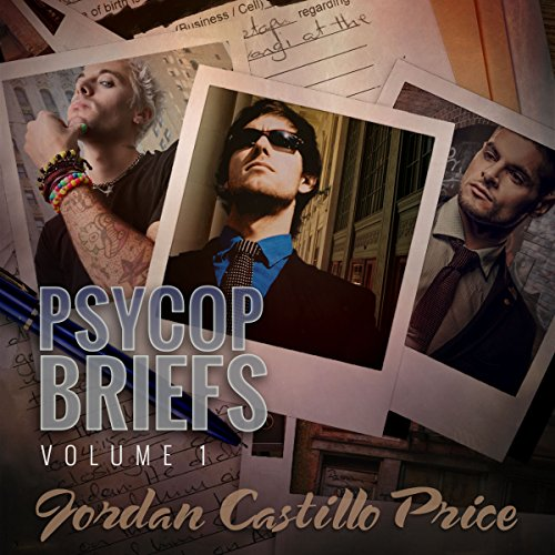 PsyCop Briefs, Volume 1                   By:                                                                                                                                 Jordan Castillo Price                               Narrated by:                                                                                                                                 Gomez Pugh                      Length: 7 hrs and 45 mins     18 ratings     Overall 4.7