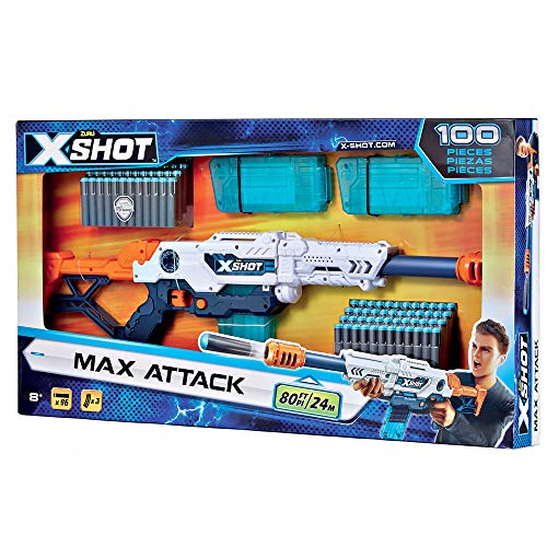 Grandes Juegos Espejo MAX Attack 96Dardos