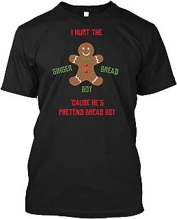 Pretend-Bread Boy [Carl Poppa] T-shirt Customized Handmade T-shirt For Men For Women