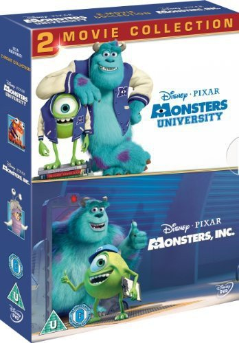 Monsters University / Inc Collection [UK Import]