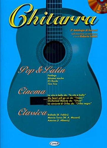 Chitarra antologia v.3+ cd