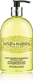 Baylis & Harding Mandarin and Grapefruit Cleansing Hand Wash (500ml)