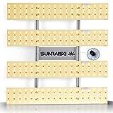 LED Grow Light SUNRAISE QB2000 3x3ft 4x4ft Dimmable LED...