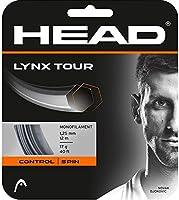 ヘッド(HEAD) 硬式テニス ガット LYNX TOUR SET リンクス ツアー セット グレー 281790