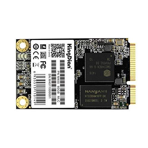 Disque dur SSD Kingdian M400 60 Go/disque dur mSATA, Format: 5 x 3 cm