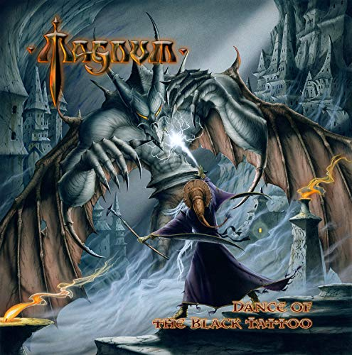 Album Art for Dance Of The Black Tattoo by MAGNUM