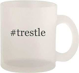 #trestle - Glass 10oz Frosted Coffee Mug