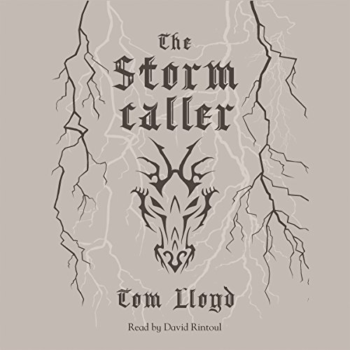 The Stormcaller audiobook cover art
