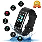 KUNGIX Orologio Fitness Tracker, Smartwatch Activity Tracker Uomo Donna Cardiofrequenzimetro da,...