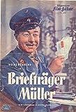 Briefträger Müller - Heinz Rühmann - IFB Filmprogramm