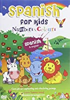 Spanish for Kids Numbers and Colours [DVD]