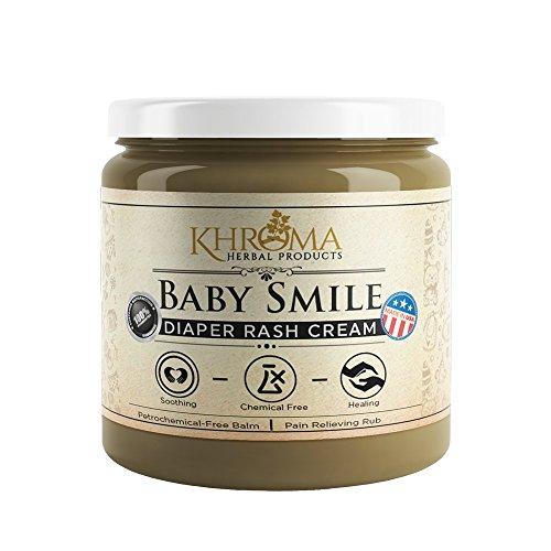 Baby Smile - Organic Soothing Diaper Rash Cream