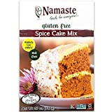 Namaste Foods, Gluten Free Spice Cake Mix, 26-Ounce (Pack of 6) – Allergen-Free