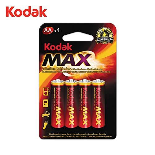 Batteria Kodak Alkalina LR06, Blister 4batterie)