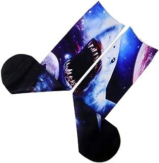 Calcetines Lindos Impresos En Unisex Skate De De Calcetines 3D Ropa festiva Dibujos Animados Ocasionales Hip Hop Forma Calcetines Streetwear Niños Clásicos Calcetines Cortos Acogedores
