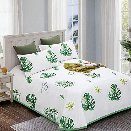 Zlzty Zomer nieuwe ijs zijde mat driedelige machine wasbare opvouwbare mat, enkele dekbedovertrek, enkele bedden, kingsize beddengoed set