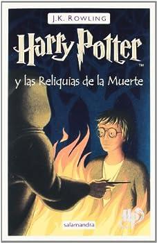 Paperback Harry Potter y las Reliquias de la Muerte Book