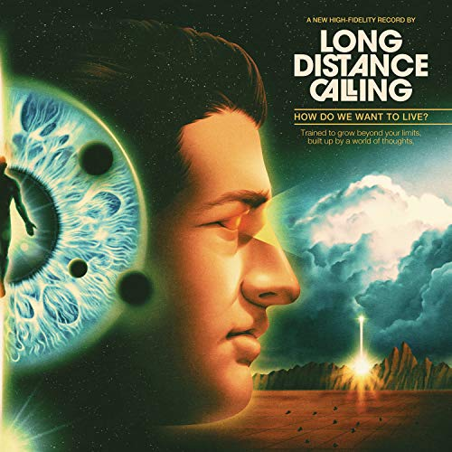 Long Distance Calling: How Do We Want To Live? (Special CD Edition) (Audio CD (Limited Edition))