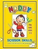 Noddy Scissor Skills: Creature Kids Workbook Of Cutting Skill Noddy Color Wonder Creativity