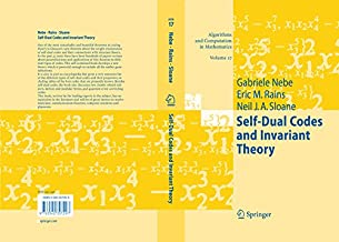 Self-Dual Codes and Invariant Theory (Algorithms and Computation in Mathematics Book 17)