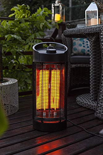 MaxxGarden Calefactor eléctrico de mesa