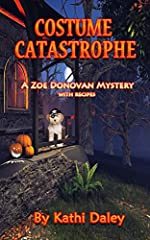 Costume Catastrophe (Zoe Donovan Cozy Mystery Book 21)