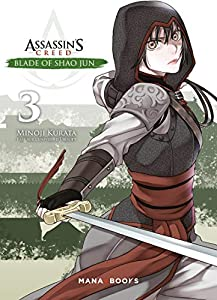 Assassin's Creed : Blade of Shao Jun Edition simple Tome 3
