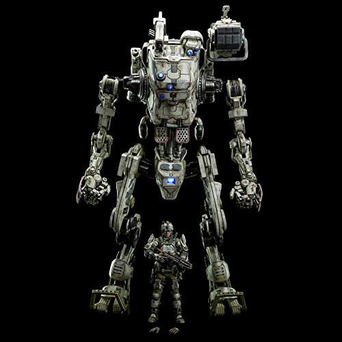 ThreeZero Titanfall IMC Stryder 1:12 Scale Action Figure