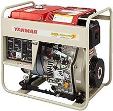 YDG5500W-6EI Yanmar Portable Diesel Generator, 5.5kVA
