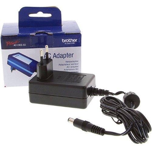 Netzadapter für Brother P-Touch 60, Adapter für Stromanschluss an das Beschriftungsgerät PT 60