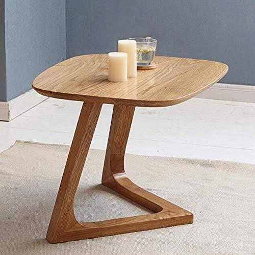 Sofá lateral, mesa de centro, pequeña mesa espaciosa, mesa de noche, postre de café pequeño, computadora portátil, para sala de estar Balcón y oficina,A